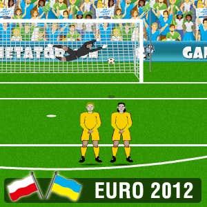 Play Euro 2012 Free Kick