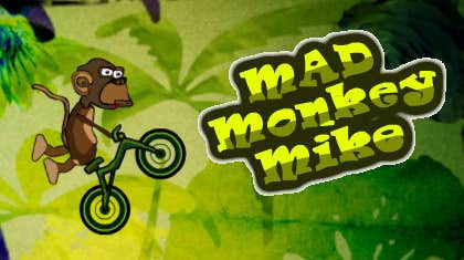 Play Mad Monkey Mike