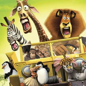 Play Madagascar 3 - Swing And Set