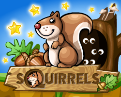 Play Squirrels