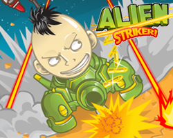 Play Alien Striker