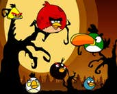 Play Angry Birds Match
