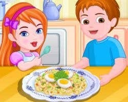 Play Macaroni Salad