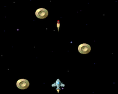 Play Space shmup