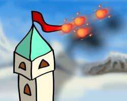 Play Tiny Tower vs. The Volcano