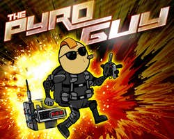 Play Pyro Guy