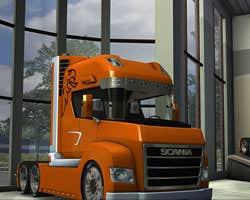 Play Hidden Truck Wheels