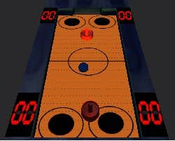Play Air Hockey XL