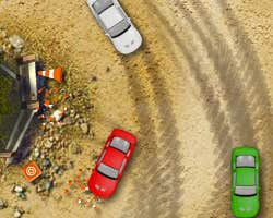 Play Redneck Drift