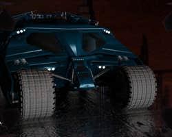 Play Batmobile Ride