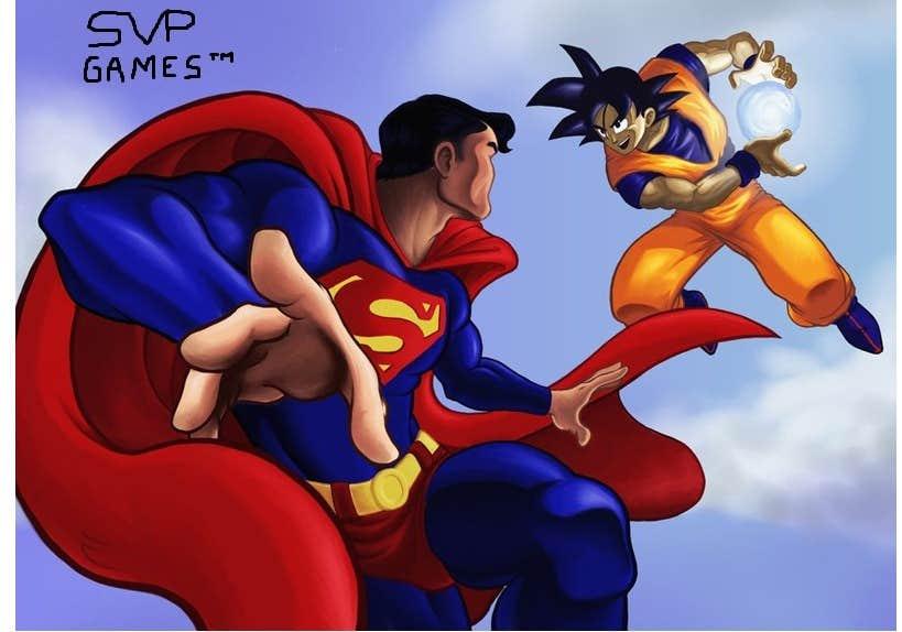 Play Goku vs. Superman