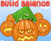 Play Build Balance. Halloween Edition