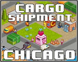Play Cargo Shipment: Chicago
