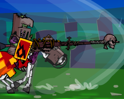 Play Knight Age Nightmare