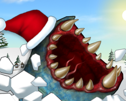 Play Effing Worms - Xmas