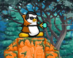 Play Zombies vs Penguins 2