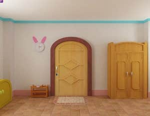 Play Cute Bunny Baby Room Escape