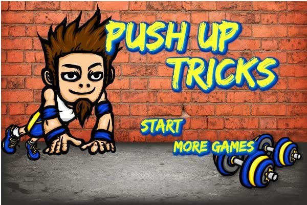 Play Push Up Tricks