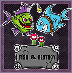 Play Fish And Destroy