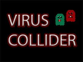 Play Virus collider