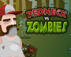 Play Redneck vs Zombies