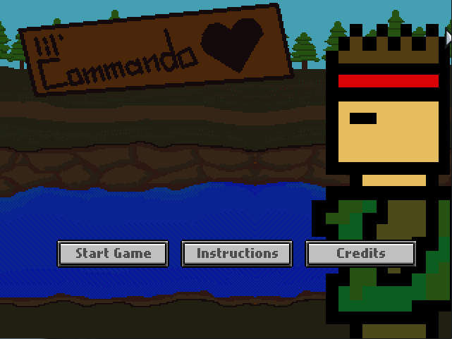 Play lil Commando Episode 1 : The Secret Army