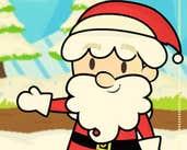 Play Super Santa and the Christmas Minions