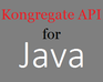 Play Kongregate API for Java