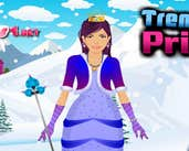 Play Trendy Winter Princess
