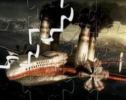 Play War Aircraft Jigsaw