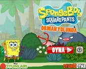 Play Sponge Bob Wood Way
