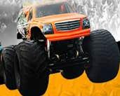 Play 3D Urban Monster Truck