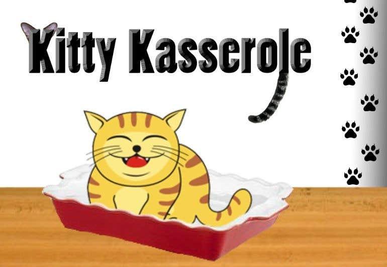Play Kitty Kasserole