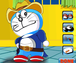 Play Doraemon Dress Up