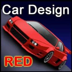 Play Car Design RED