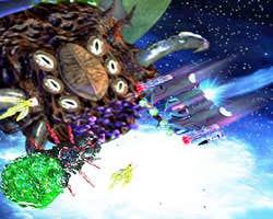 Play Galaxies Invaded: Chapter 2