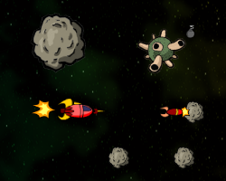 Play When Asteroids Attack!