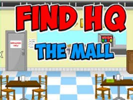 Play Find HQ the Mall