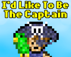 Play I'd Like To Be The Captain