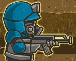 Play  Underground War 2