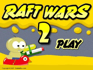 Play Raft Wars 2