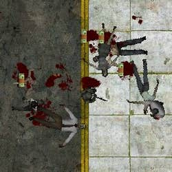 Play Overrun By Zombies