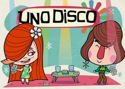 Play Uno Disco Multiplayer