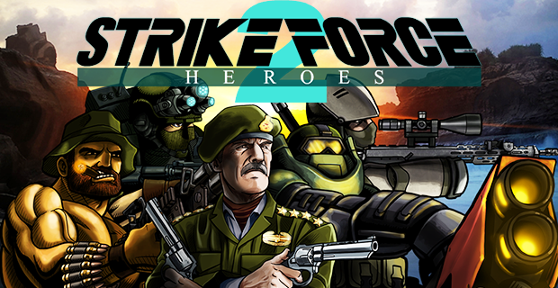 Play Strike Force Heros 2!