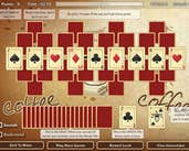 Play Coffee Break Solitaire