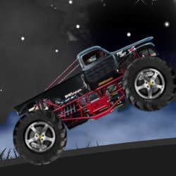 Play Moonlight Monster Truck