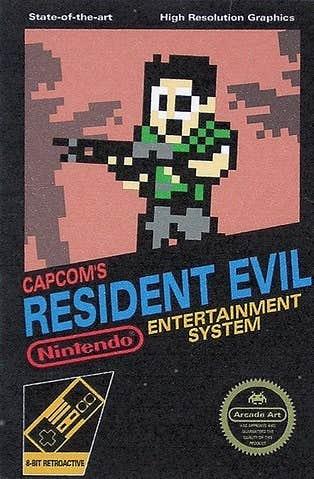 Play Super Resident Evil