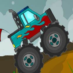 Play Monster Truck Drive