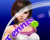 Play Tennis - Bursting Balls