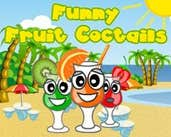 Play Funny Fruit Coctails